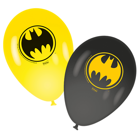 Balão de Látex Batman - 25 Unidades
