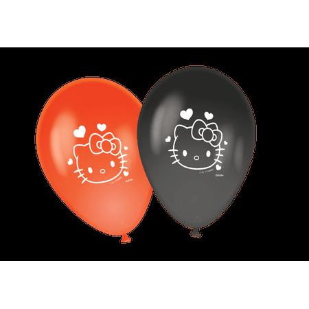 Balão de Látex Hello Kitty - 25 Unidades