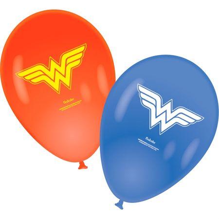 Balão de Látex Mulher Maravilha