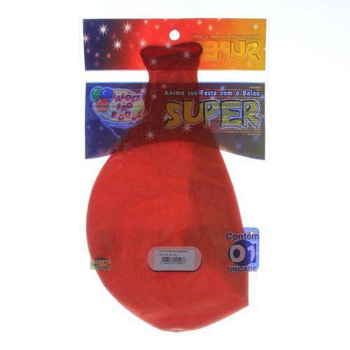 Balão de Látex Super Laranja São Roque
