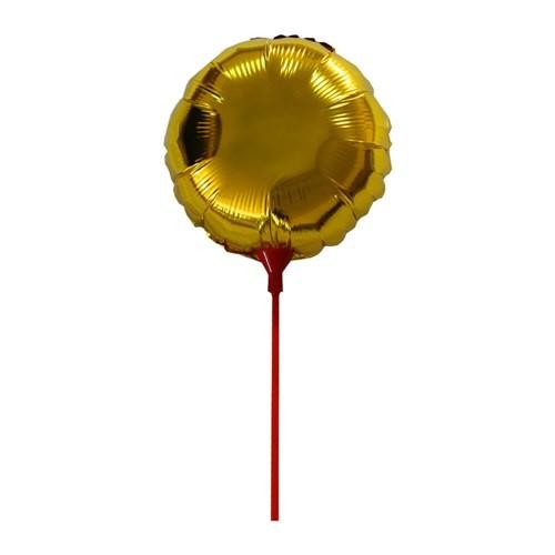Balão Metalizado para Festa - 10 Cm   SJO Artigos Religiosos
