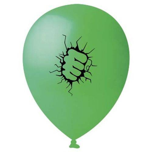 Balão N11 Super Heróis