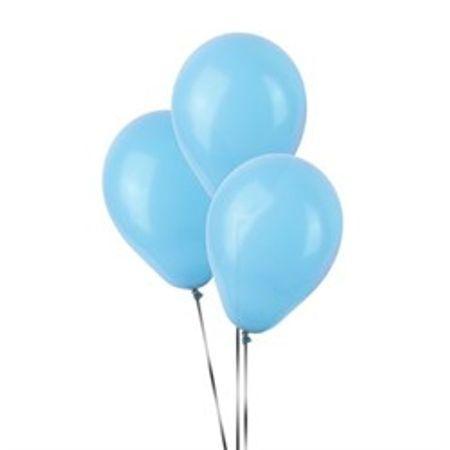 Balão Pic Pic N.5 Azul Claro - 50 Unidades