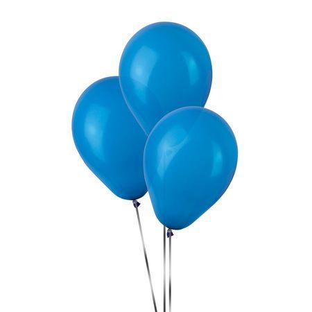 Balão Pic Pic N.5 Azul Escuro - 50 Unidades
