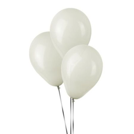 Balão Pic Pic N.5 Branco - 50 Unidades