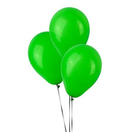 Balão Pic Pic N.7 Verde Escuro - 50 Unidades