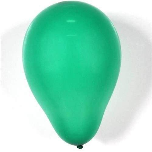 Balão Pic Pic Nº 9 C/ 50un Verde Escuro
