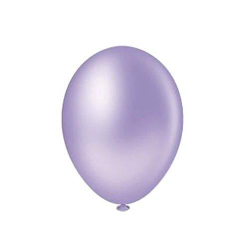 Balão Pic Pic Nº8 C/50 Unidades Lilás