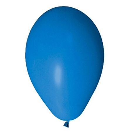 Balão São Roque N.9 Azul Escuro - 50 Unidades