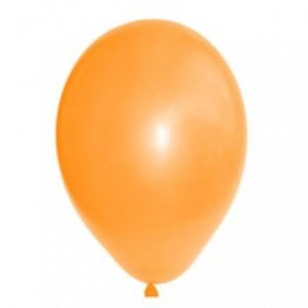 Balão São Roque N.7 Laranja - 50 Unidades