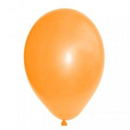 Balão São Roque N.9 Laranja - 50 Unidades