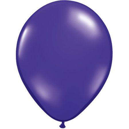 Balão São Roque N.9 Roxo - 50 Unidades
