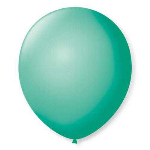 Balão São Roque Número 7 Tiffany 50 Unidades