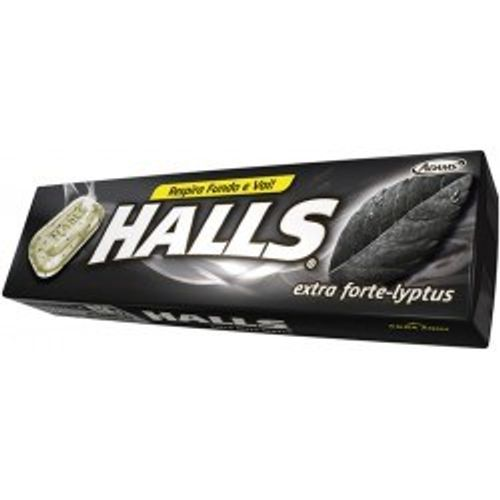 Balas Halls Extra Forte