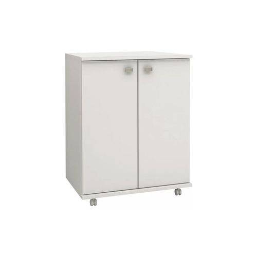 Balcão Multiuso de Cozinha Tecno Mobili BL-3300 - Cor Branco