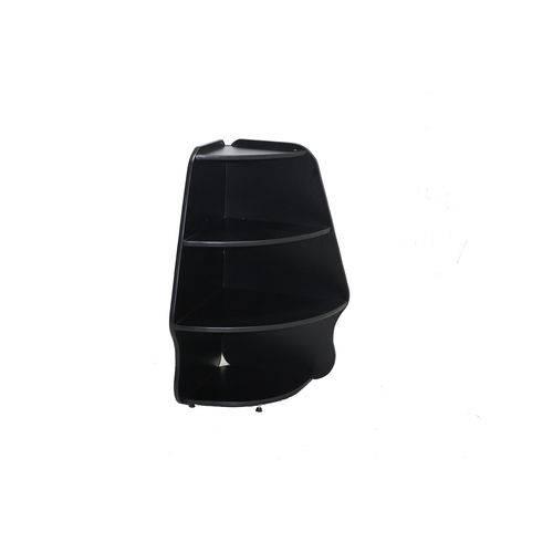Balcão ST Curva Toop Black BCT078 Ormifrio