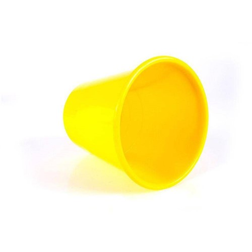 Balde de Pipoca Amarelo