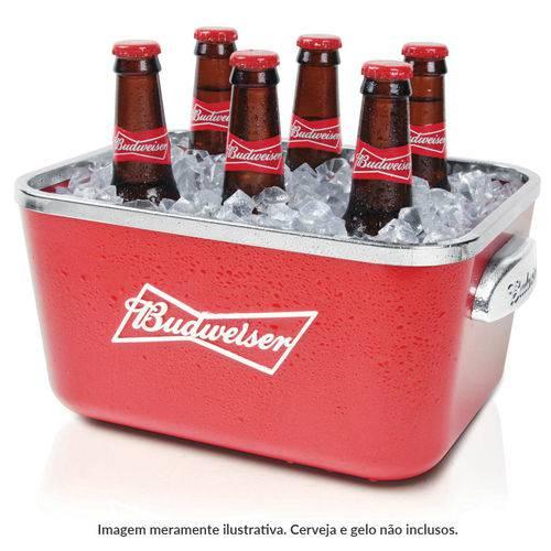 Balde Oficial Budweiser