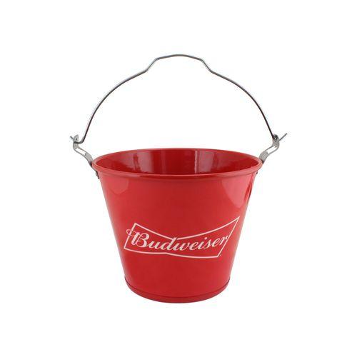 Balde para Gelo Alumiart Budweiser 5 Litros