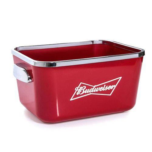 Balde para Gelo de 5 Litros Budweiser - Alumiart
