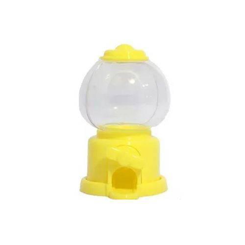 Baleiro Plástico Amarelo