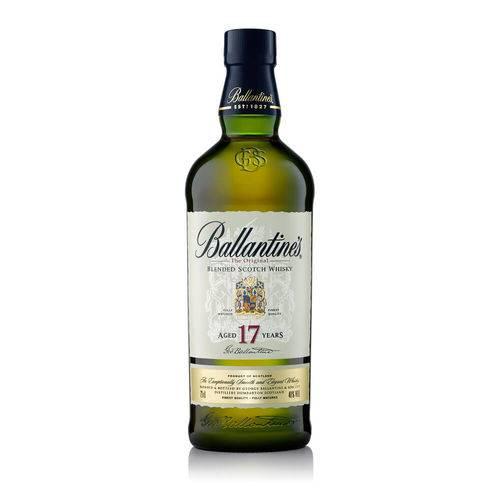 Ballantine's Whisky 17 Anos Escocês - 750ml