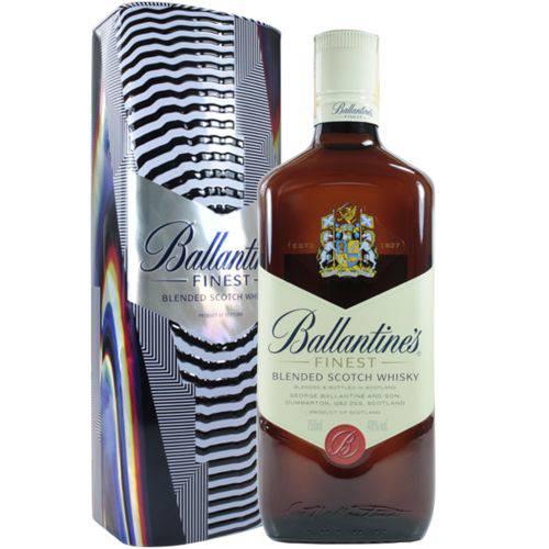 Ballantines Finest Lata 750ml