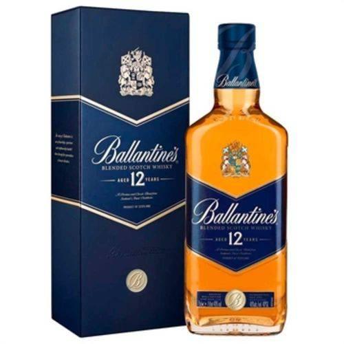 Ballantines's 12 Anos 750 Ml