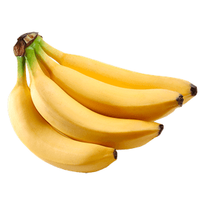 Banana D´água (6 Unidades Aprox. 850g)