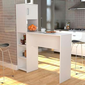 Bancada para Cozinha Gourmet Branco 0BAC2000001001 Appunto