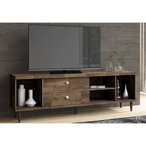 Bancada para Tv Harmonize Deck - Hb Móveis