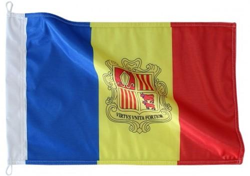 Bandeira de Andorra