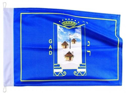 Bandeira de Bandeira Tribos de Israel Gade
