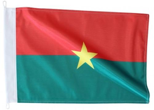 Bandeira de Burkina