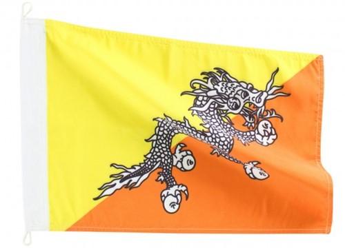 Bandeira de Butão