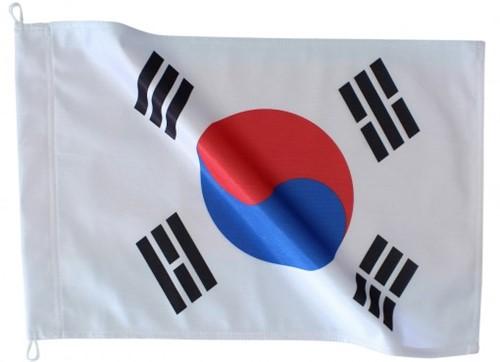 Bandeira de Coréia do Sul