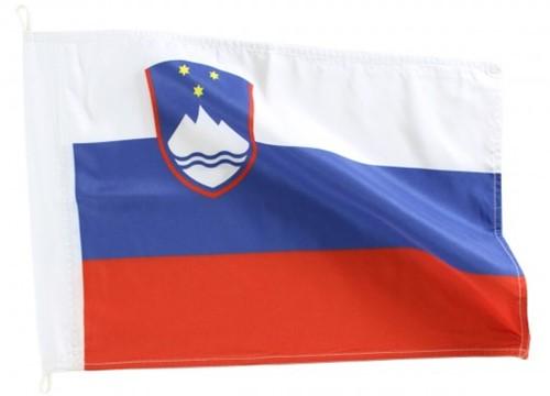 Bandeira de Eslovênia