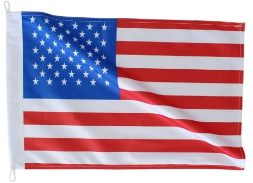 Bandeira de Estados Unidos