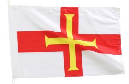 Bandeira de Guernsey