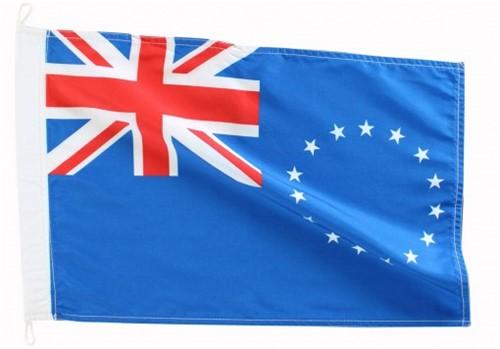 Bandeira de Ilhas Cook