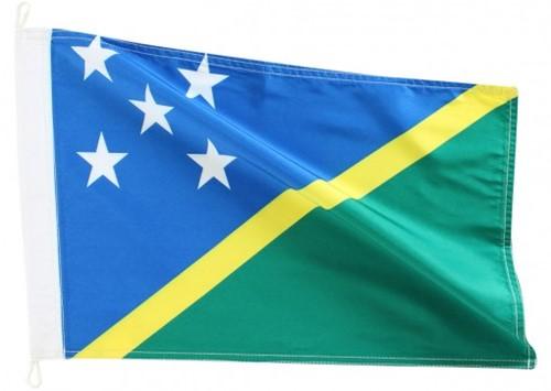 Bandeira de Ilhas Salomão