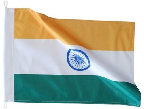Bandeira de Índia