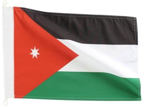 Bandeira de Jordânia