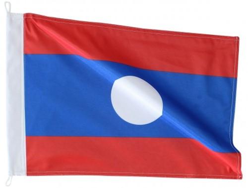 Bandeira de Laos