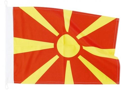 Bandeira de Macedônia