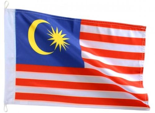Bandeira de Malásia