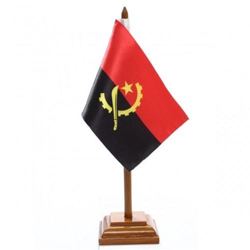Bandeira de Mesa Angola 6440PM