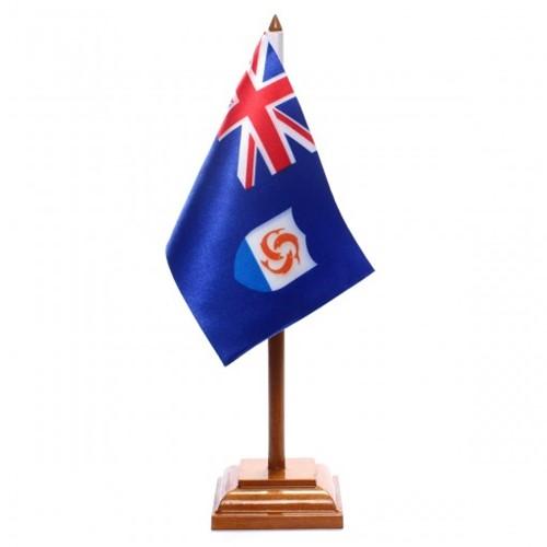 Bandeira de Mesa Anguilla 6441PM