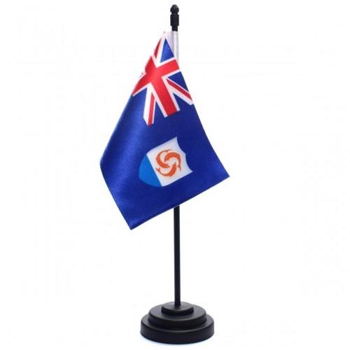 Bandeira de Mesa Anguilla 6661PP