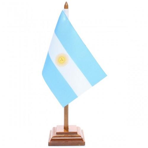 Bandeira de Mesa Argentina 6446PM